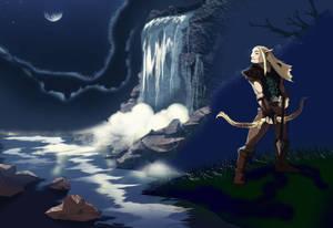 Moon elf request