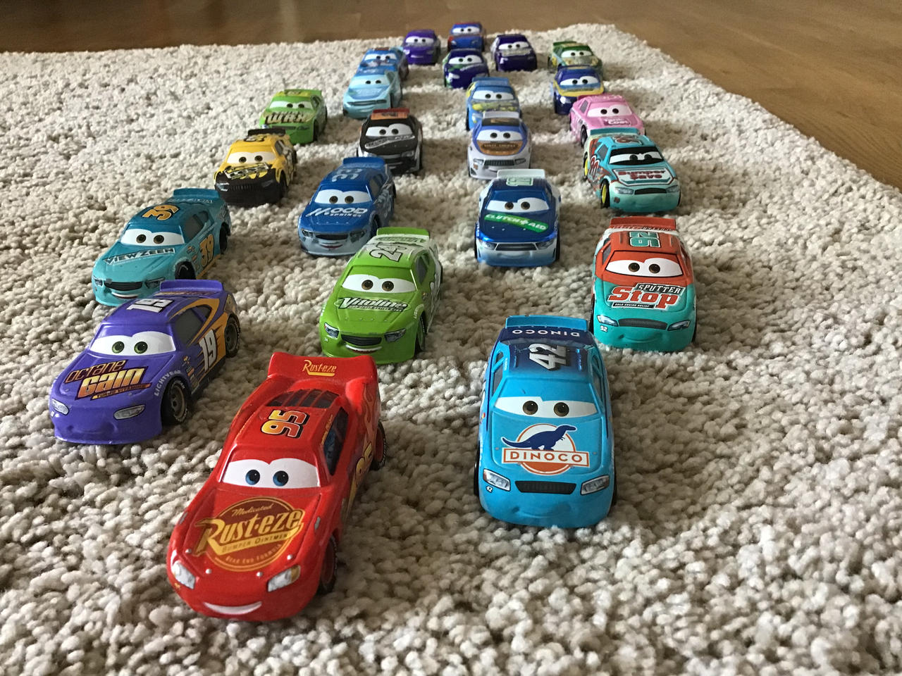 Cars 3 Some Piston Cup Racers By Robloxnoob2006 On Deviantart