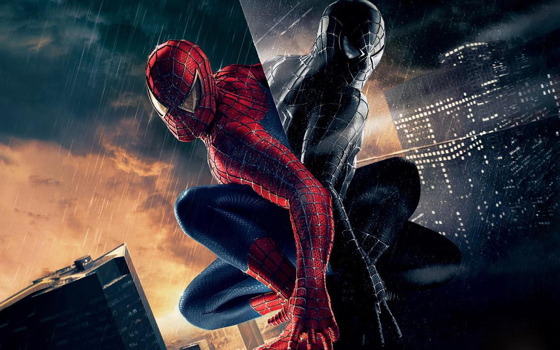 Spider-Man 3 01 by CTU-01