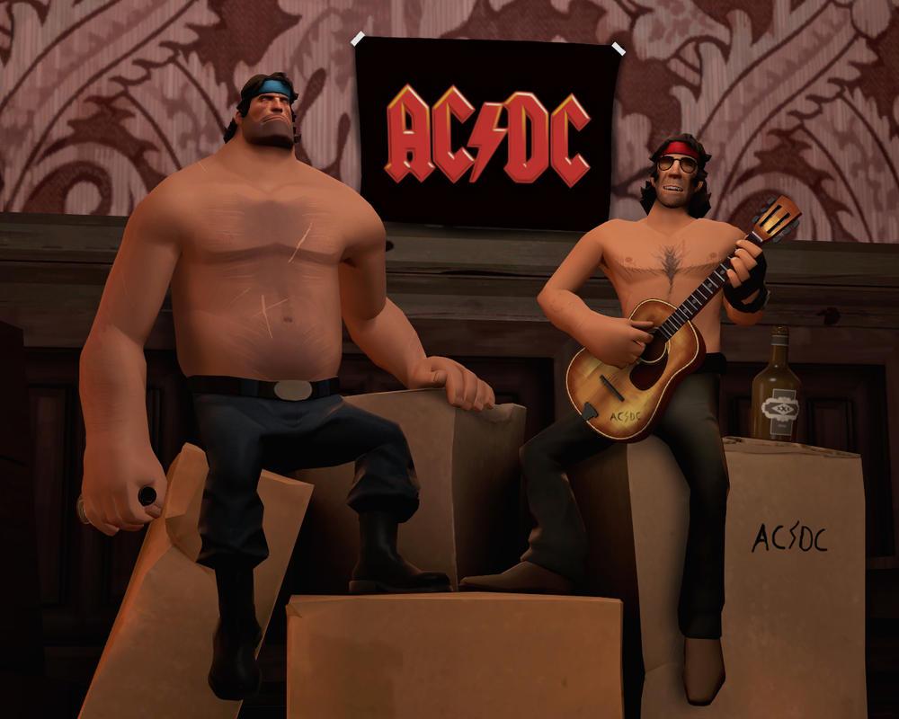 Rockers by MrComrade