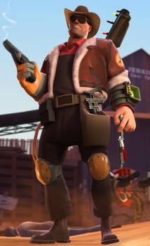 Dustbowl Gunslinger