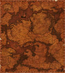Fantasymap of Caeruin
