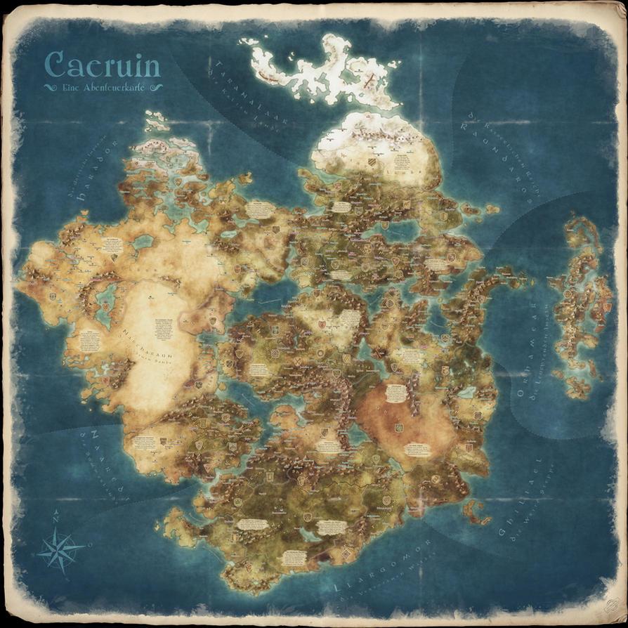 Caeruin - The Final Chapter by Quabbe