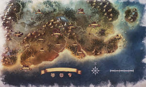 Blank Campaign Map