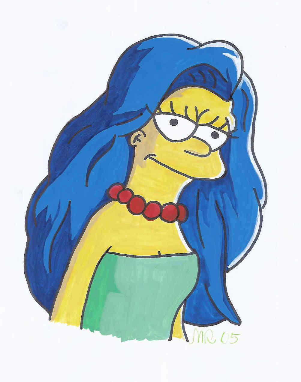 marge simson