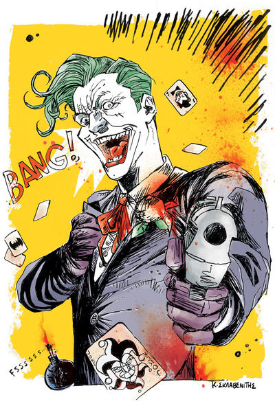 JokerBang! by Aoua