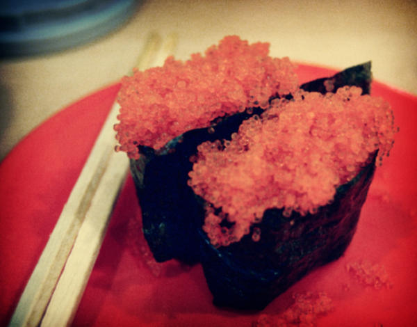 we all love sushi by aihtuya