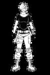 Heromachine 3 : woman