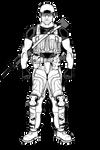 Heromachine 3 : soldier