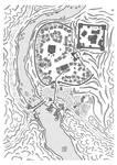 Parfondeval (fantasy city map)