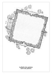 Player map for Tabletop RPG