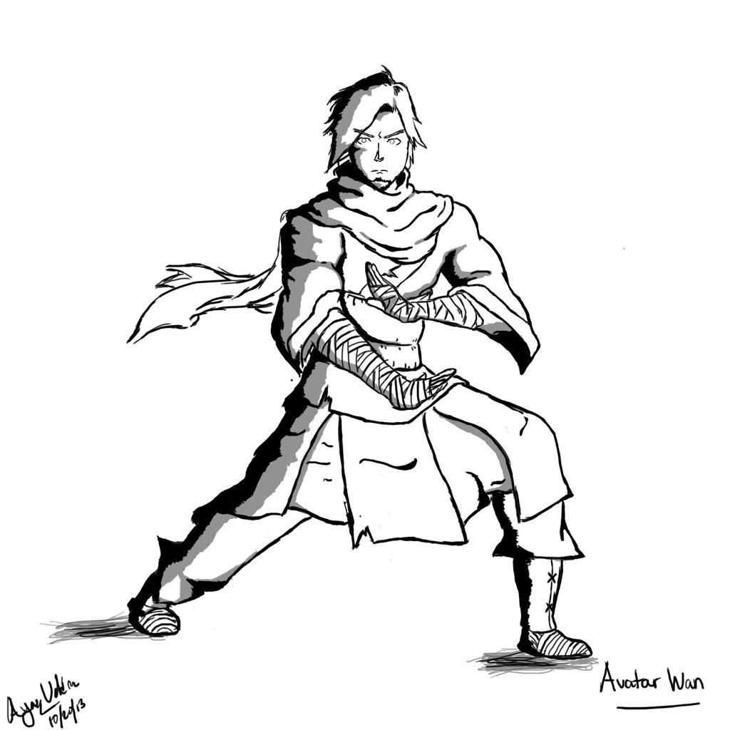 Avatar Wan by Ayaz2589