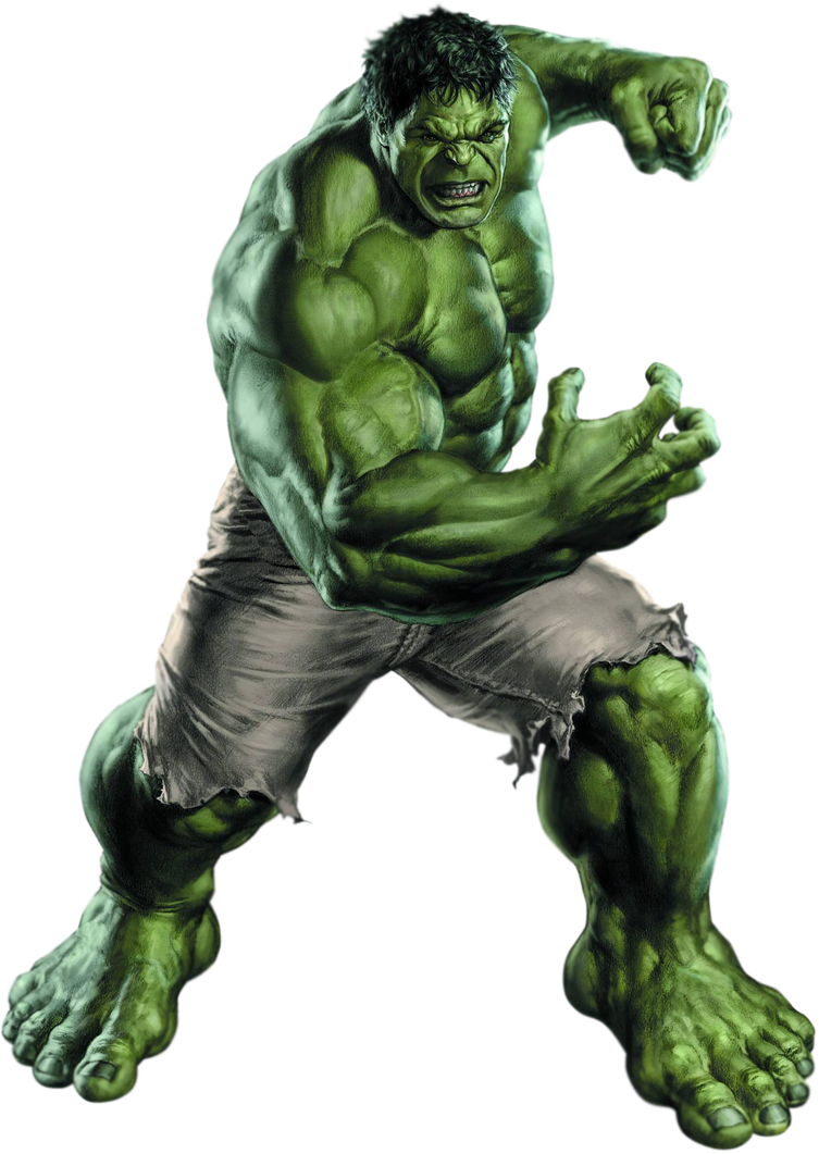 incredible hulk art gallery - photo #2