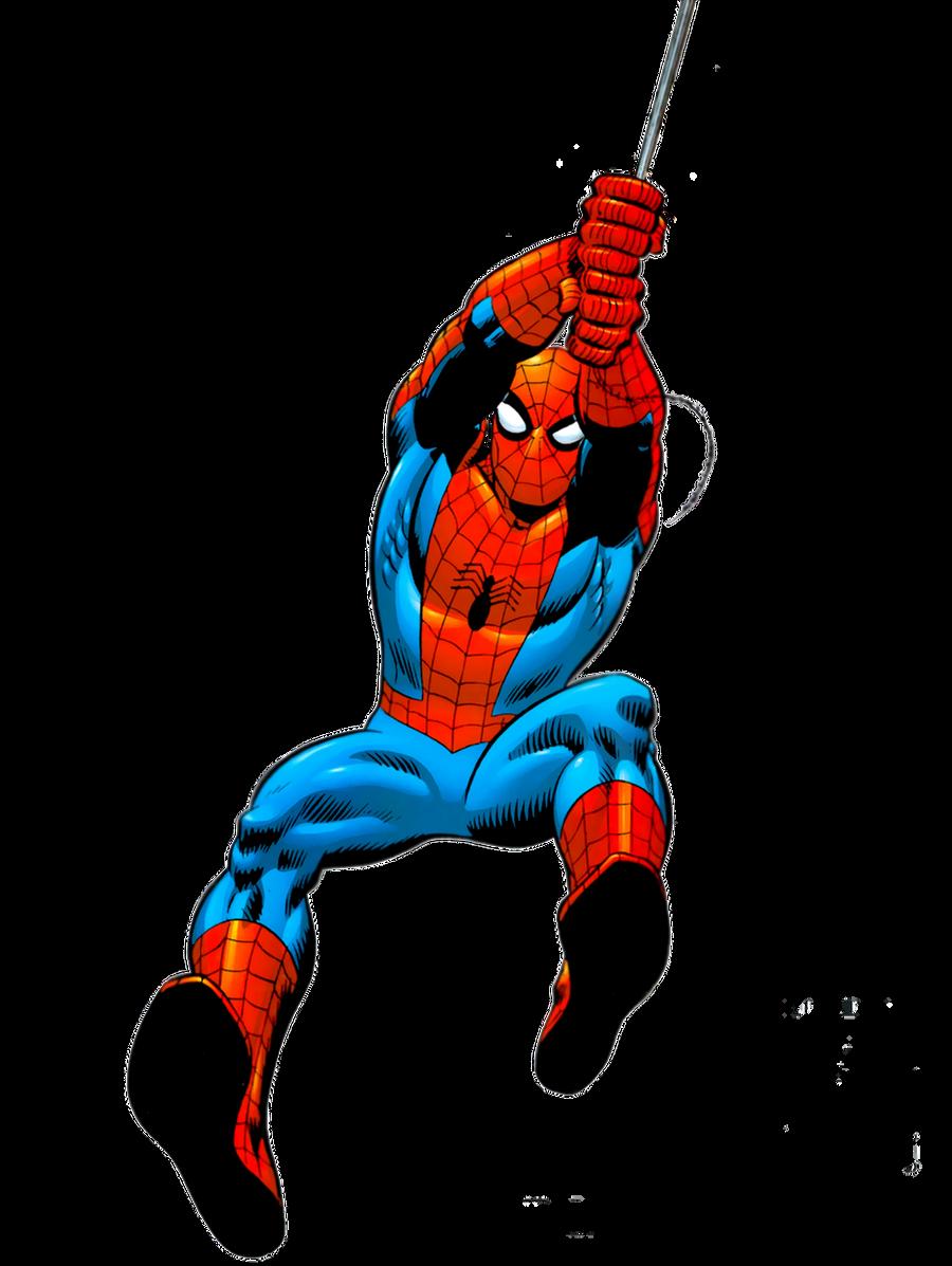 Spiderman PNG by CaptainJackHarkness on DeviantArt