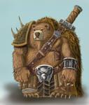 bear swordsmaster