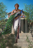 Hera by Tygodym