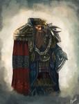 dwarf king art