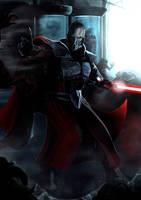 Sith Duelist by Tygodym