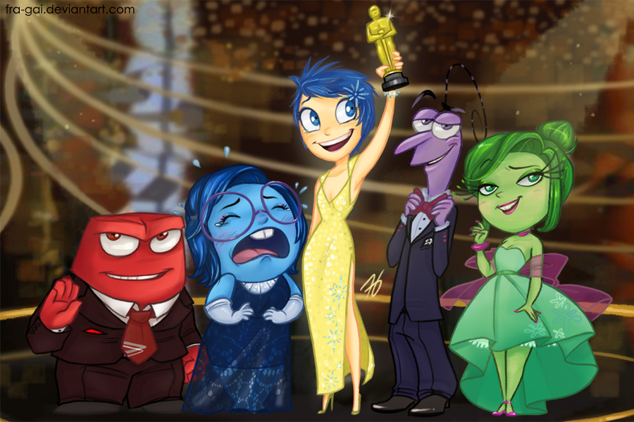 Inside Out Favourites By Khialat On DeviantArt