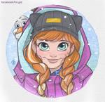 Anna: Let it snow