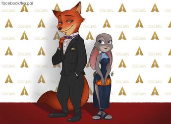 Oscars 2017: Nick and Judy