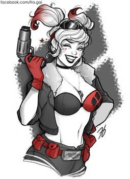 DC Bombshells: Harley Quinn
