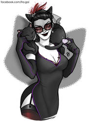 DC Bombshells: Catwoman
