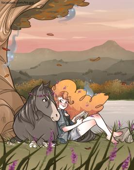 Brave: Under the sunset