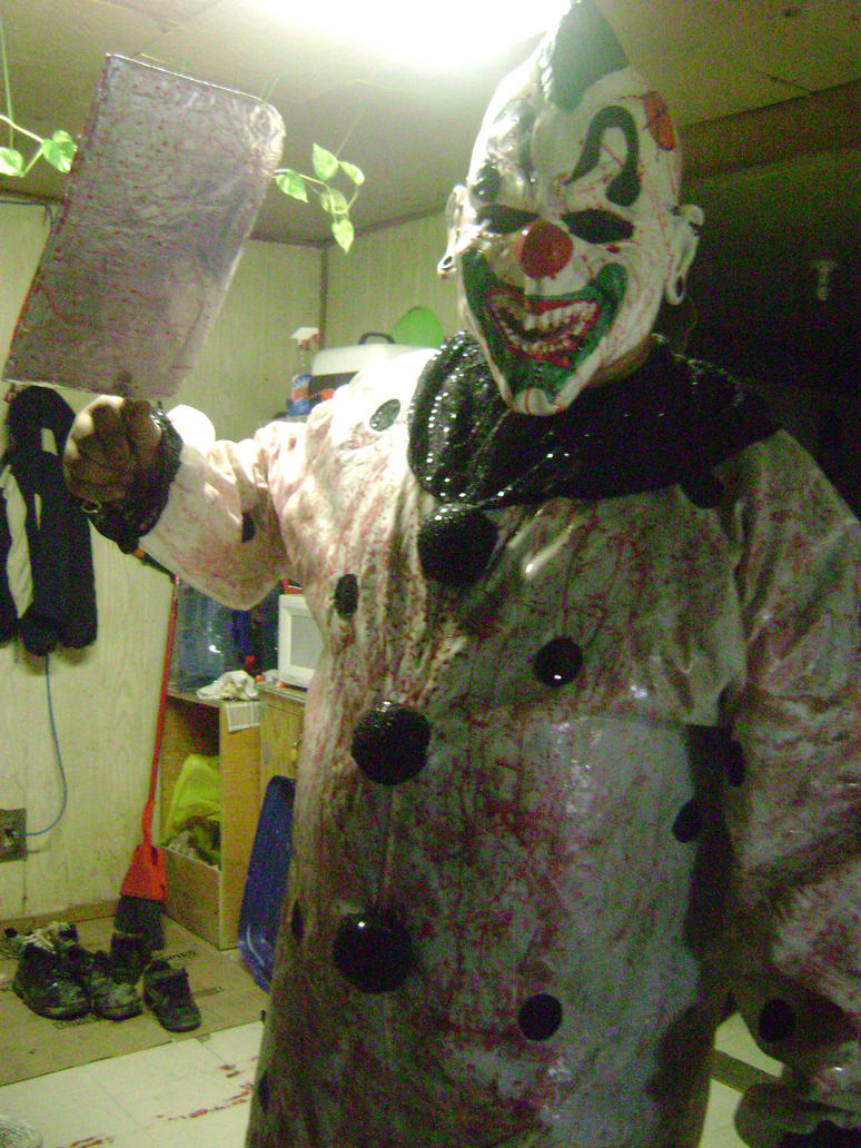 My Evil Clown Costume by emtheoneandonly ... & My Evil Clown Costume by emtheoneandonly on DeviantArt
