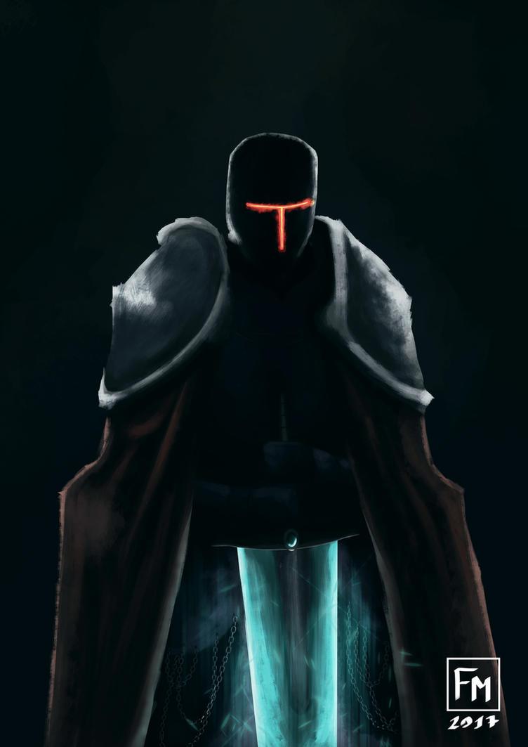 Dark Souls Fan Art by AbstractDawn