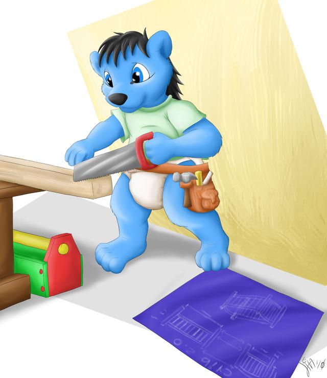 Crib builder by Lincub