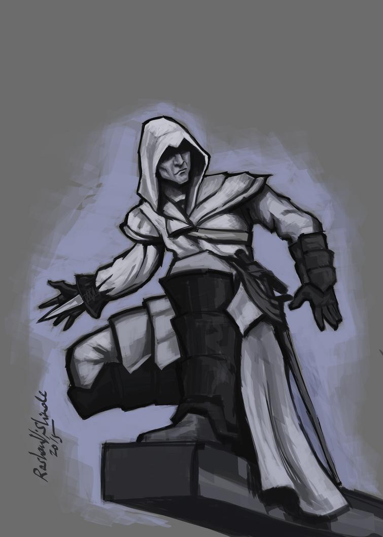 assassin's creed by RoshanViShinde
