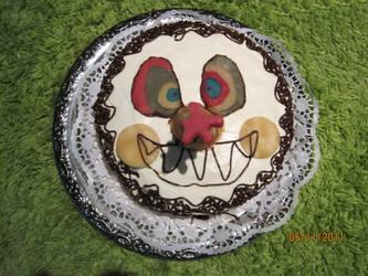 Charlotte Cake by Syjana