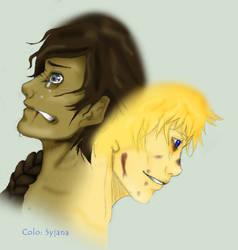 I'll get our revenge! COLO by Syjana