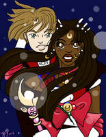 Sailor Samcedes! by BlackInkHeart