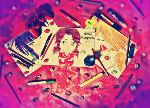 Miwa'Z Photography Art (Fairy Tail)