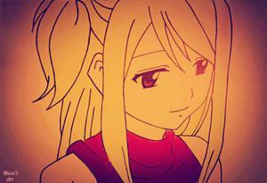 Lucy Heartfilia (Miwa'Z Art)