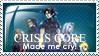 FF7: Crisis Core stamp