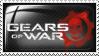 Gears of War stamp