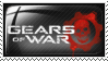 Gears of War stamp by capitaljay