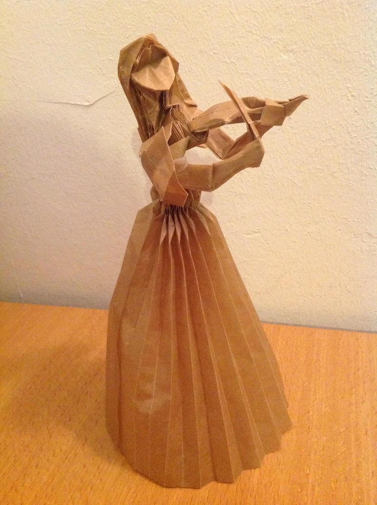 Violinist by Noir1992