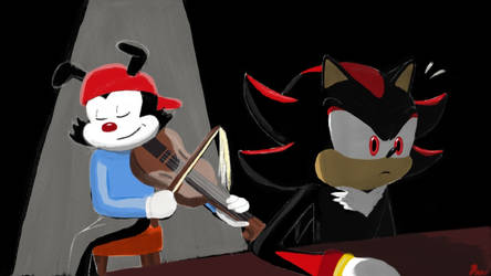 Ave Maria' (Wakko ft. Shadow The Hedgehog)