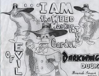 Darkwing Duck by Enlightenup23