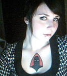 Me and my Space Ghost tatoo by Enlightenup23