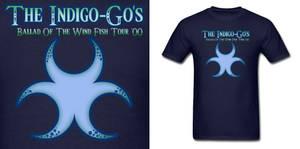 LOZ Indigo-Gos Tour Shirt