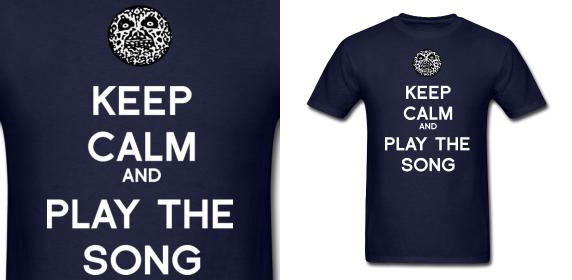 LOZ Moon Keep Calm Play Song