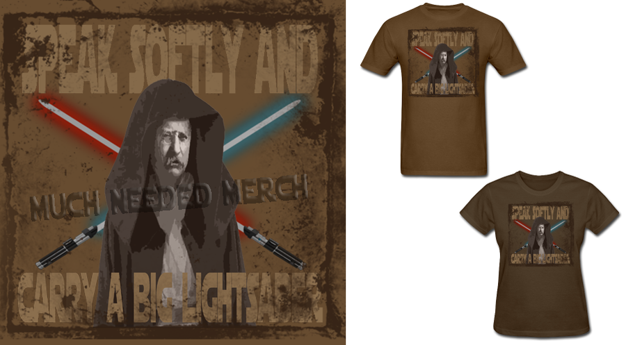 Star Wars Roosevelt T Shirts by Enlightenup23