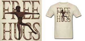 LOZ ReDead Free Hugs Shirt