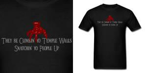 LOZ Wallmaster T Shirt by Enlightenup23