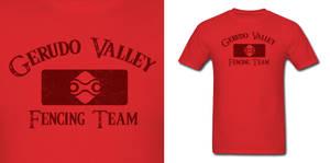 Gerudo Valley Fencing Team